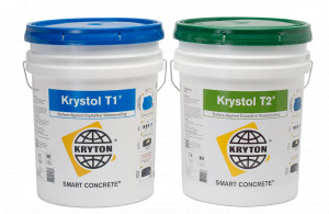 Photo of krystol-t1-t2-waterproofing-system