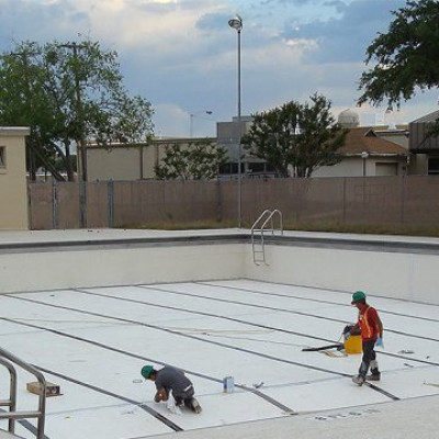 swimming pool expansion joint repair Fort Hood Submerseal EMSEAL