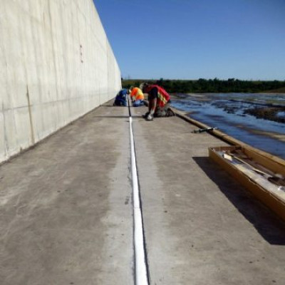 SASK Power Uses SUBMERSEAL from EMSEAL for Dam Expansion Joints e1485114629787