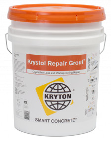 Photo of krystol-repair-grout
