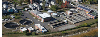 Photo of Newburyport Wastewater Treatment Facility