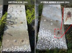 KIM vs test panel